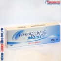 Контактные линзы 1-Day Acuvue Moist (30 блистеров) (USA) Johnson & Johnson